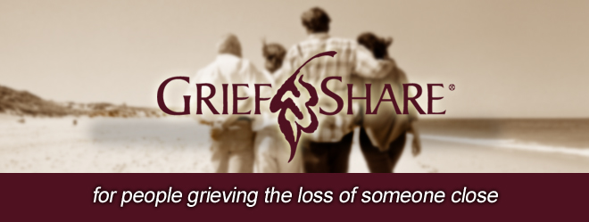 grief share someoje close
